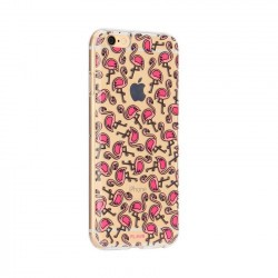 Coque de protection pour smartphones Flavr Flamingos
