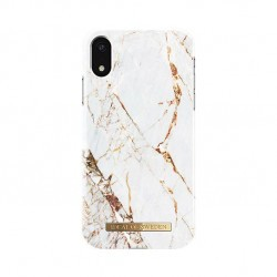 Coque Rigide Fashion Carrara Gold