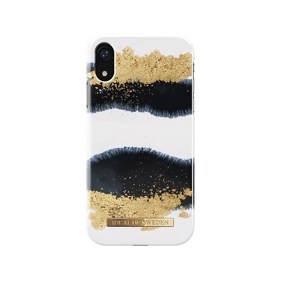 Coque Rigide Fashion Gleaming Licorice