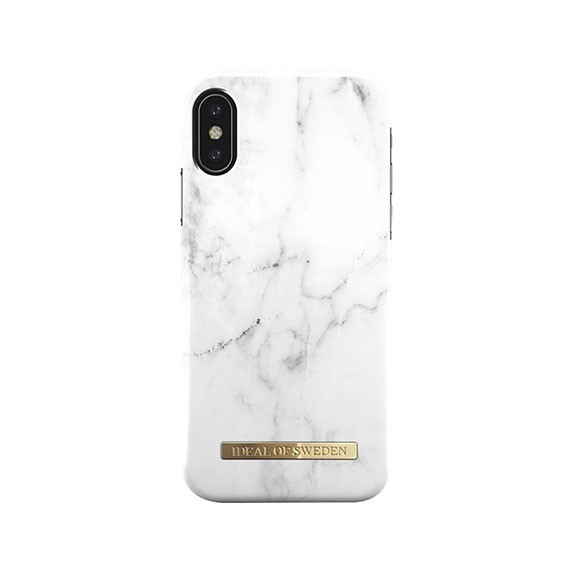 Coque rigide Carrara Gold Ideal Of Sweden