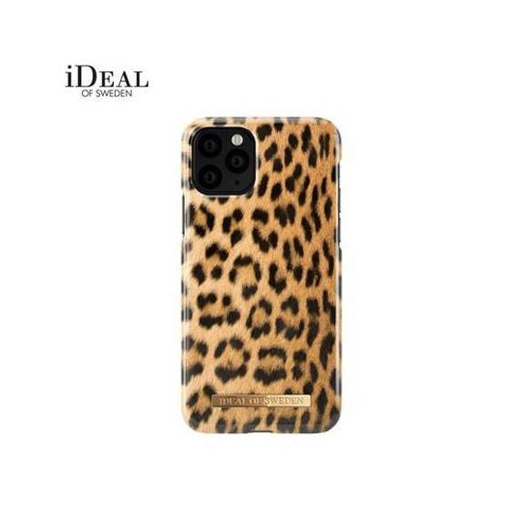 Coque Rigide Fashion Wild Leopard iDeal Of Sweden