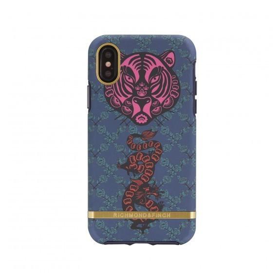 Coque de protection pour smartphones Richmond & Finch Tiger and Dragon