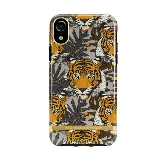 Coque de protection pour smartphone Richmond & Finch Tropical Tiger