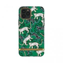 Coque Rigide Vert Leopard...