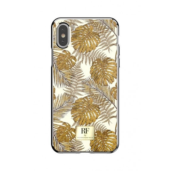 Coque de protection pour smartphone Richmond & Finch Golden Jungle