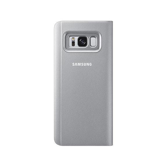 Étui à rabat effet miroir Samsung