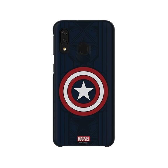 Coque Rigide Avengers Captain America Samsung