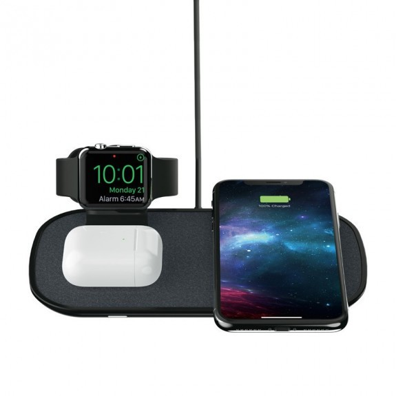 Socle chargeur induction Mophie