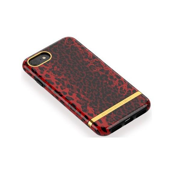 Coque Rigide Red Leopard - Richmond & Finch