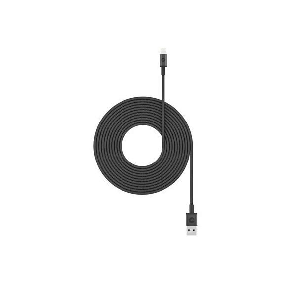 Câble USB-A / Lightning - 3m