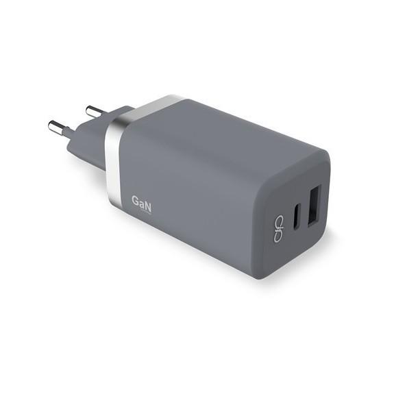 Chargeur Auto 2 Ports USB-A Et USB-C - 37W