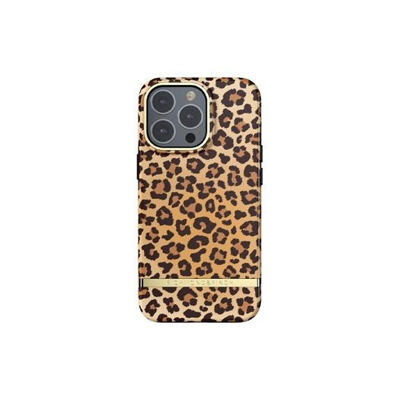 Coque Rigide Soft Leopard