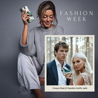 A l'occasion de la Fashion Week de New York, découvrez la très glamour coque Marble Jade by @idealofsweden. Un design qui fait écho aux tendances les plus modes.⠀⠀⠀⠀⠀⠀⠀⠀⠀ • ⠀⠀⠀⠀⠀⠀⠀⠀⠀ #lifestyle #fashionweek #style #fashiontech #iphone #samsung #android #technology #apple #tech #mobile #phone #huawei #instagood
