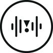 <h5>Son JBL signature</h5><div>Haut-parleurs 40 mm et son signature que l'on retrouve dans les salles de concert</div>}