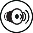 <h5>Un son puissant</h5><div>Haut-parleur dynamique de 10 mm<div>}