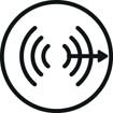 <h5>Entrée auxiliaire</h5><div>Une entrée auxiliaire pour brancher un câble audio jack et écouter vos sons préférés</div>}